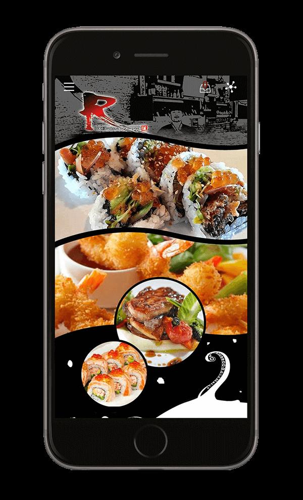Ren Japanese Cuisine | Zing Apps - Mobile Apps for Schools